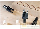 Пробочники 4-лапые Veritas Tapered Snug-Plug Cutters, D6,8 и 10мм